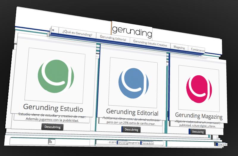Web de Gerunding